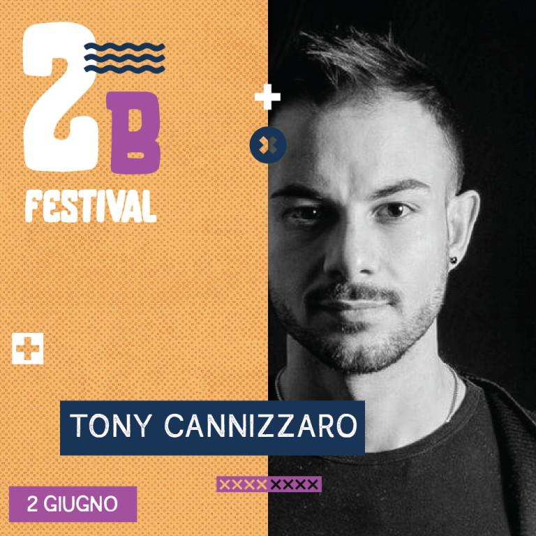 TONY CANNIZZARO- COMMERCIALE