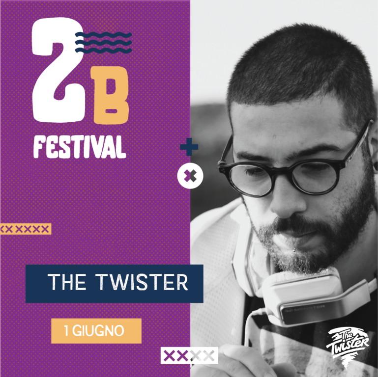 THE TWISTER - TRAP E RAGGAE